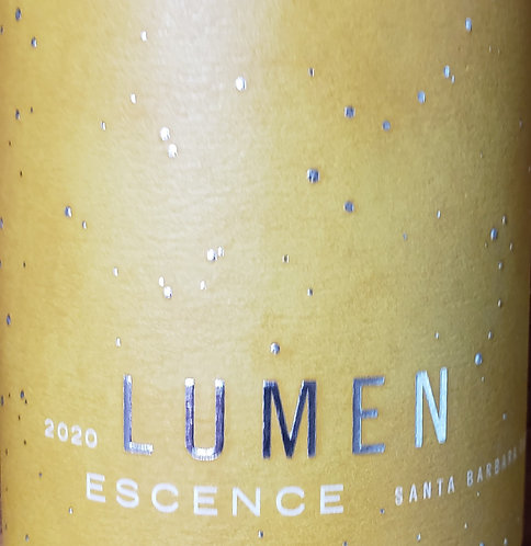 Lumen Escence Pinot Gris, Santa Barbara County 2020