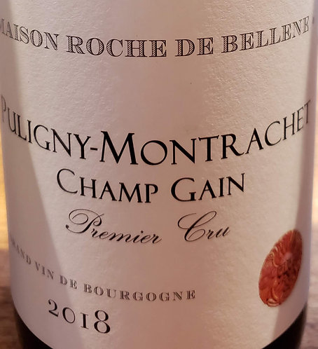 Maison Roche De Bellene Puligny-Montrachet Champ Gain 1er Cru 2018