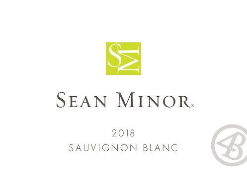 Sean Minor Sauvignon Blanc 4B, California 2018
