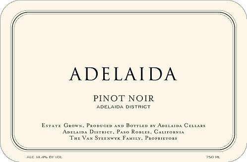 Adelaida Pinot Noir, Adelaida District Paso Robles 2017