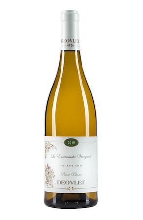 Deovlet Pinot Blanc, La Encantada Vineyard Sta Rita Hills 2018