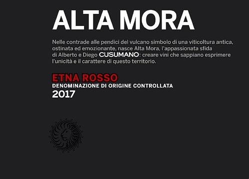 Alta Mora Etna Rosso, Sicily 2017