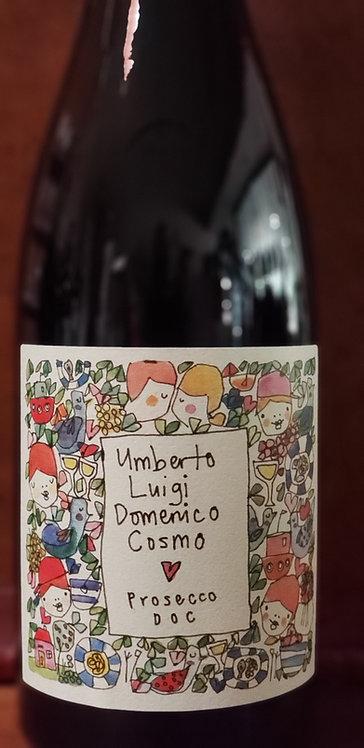 Umberto Luigi Domenico Cosmo Prosecco