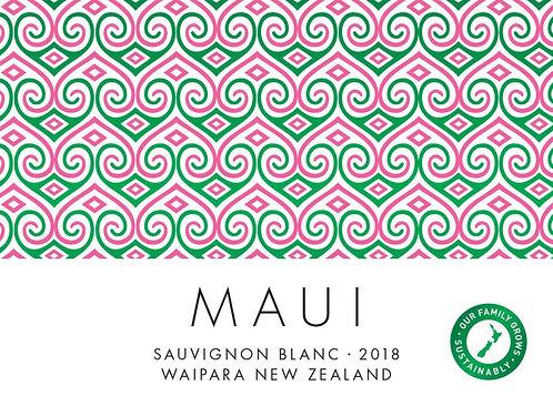 Maui Sauvignon Blanc, Waipara New Zealand 2018