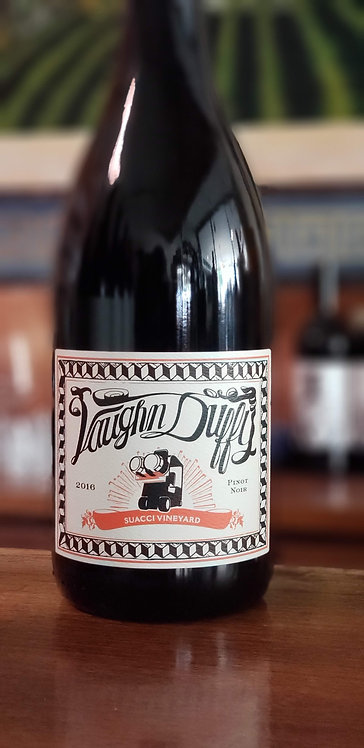 Vaughn Duffy Pinot Noir, Suacci Vnyd Russian River Valley 2015