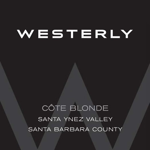 Westerly Cote Blonde, Santa Ynez Valley 2015