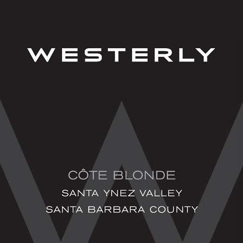 Westerly Cote Blonde, Santa Ynez Valley 2014