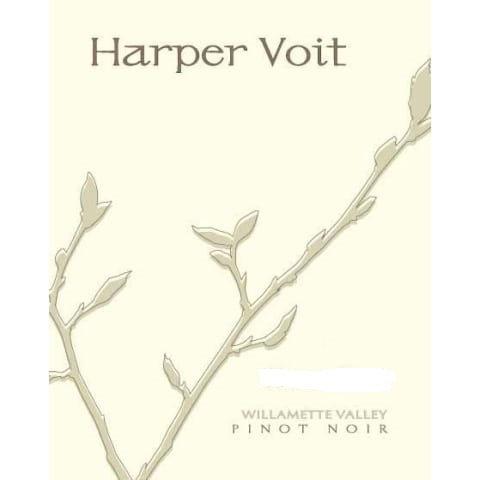 Harper Voit Pinot Noir, Antiquum Vnyd Willamette Valley 2014