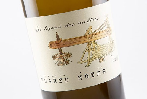 Shared Notes Les leçons des maîtres Russian River Valley 2018