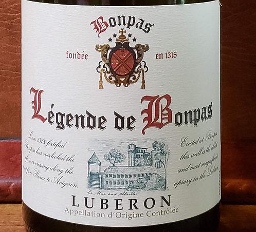 Bonpas Legende de Bonpas Luberon Blanc 2019