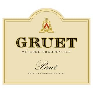 Gruet Methode Champenoise Brut American Sparkling Wine 375ml