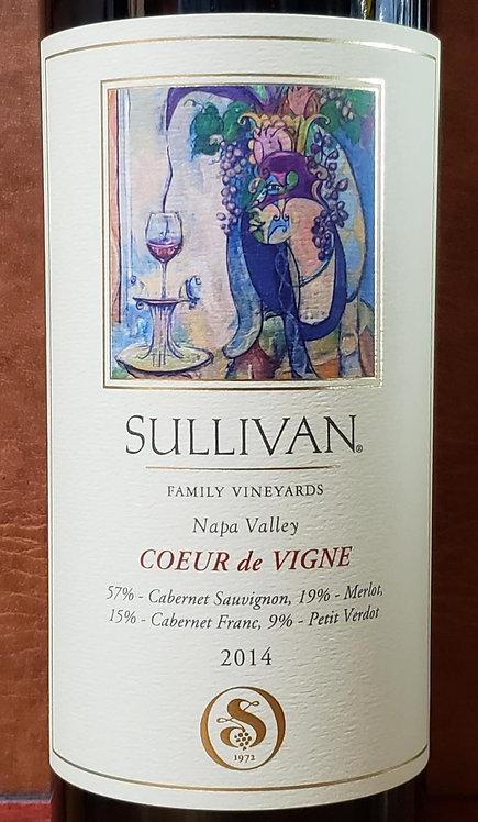 Sullivan Rutherford Estate Coeur de Vigne 2016