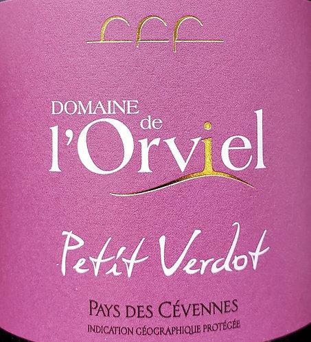 Domaine de L'Orviel, Petit Verdot Pays Des Cevennes 2018