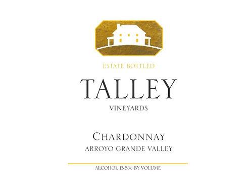 Talley Chardonnay, Arroyo Grande Valley 2018