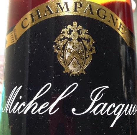 Michel Jacquot Brut Reserve Champagne NV