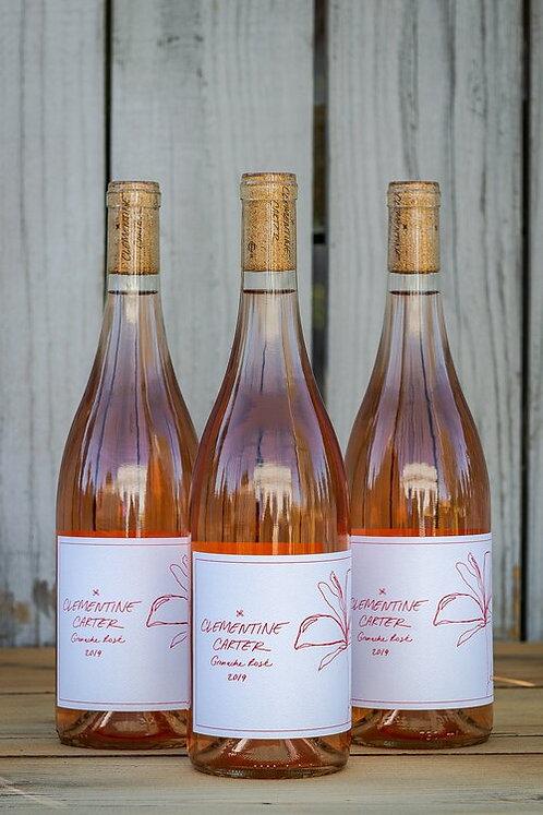 Clementine Carter Grenache Rosé, Santa Barbara County 2019