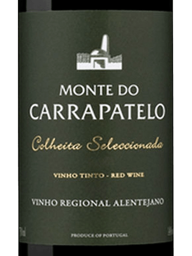 Monte Do Carrapatelo Red Wine, Alentejano 2018