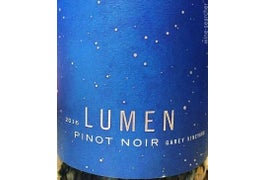 Lumen Pinot Noir, Santa Maria Valley 2017