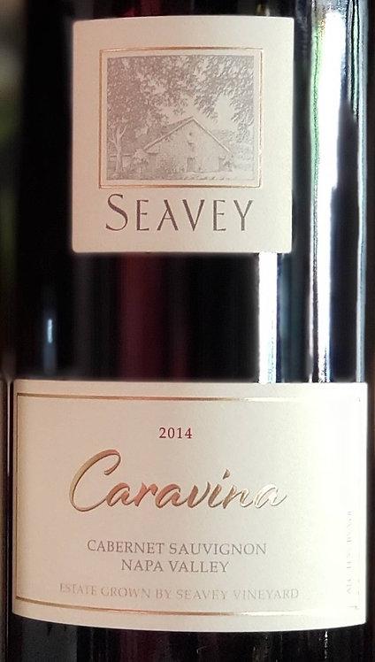 "Seavey ""Caravina"" Cabernet Sauvignon Estate 2014"