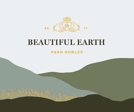 Beautiful Earth White Wine, Paso Robles 2017