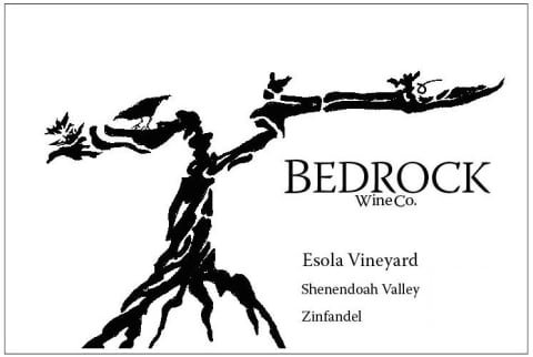 Bedrock Esola Vineyard, Shenendoah Valley 2017