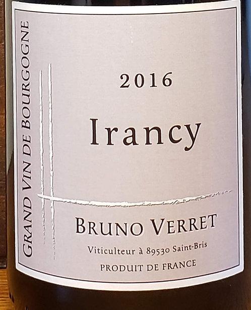 Bruno Verret Grand Vin De Bourgogne, Irancy 2016