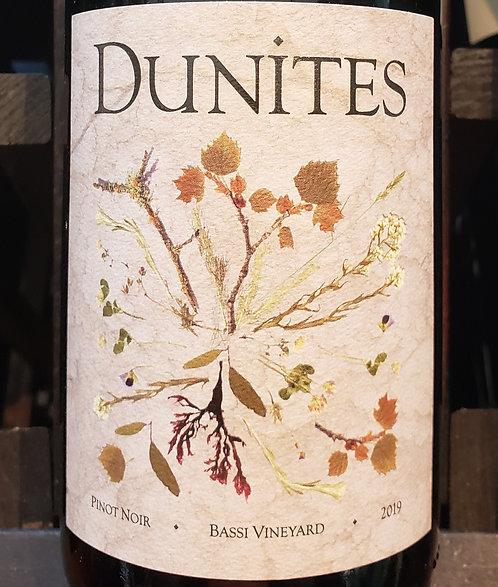 Dunites Pinot Noir, Bassi Vineyard San Luis Obispo County 2019