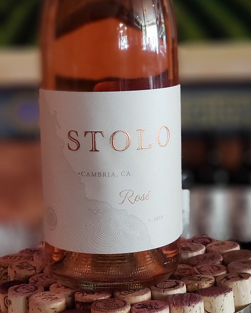 Stolo Rosé of Pinot Noir Estate, SLO County 2019