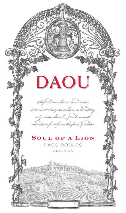 Daou Soul of a Lion Cabernet Sauvignon Paso Robles Adelaida 2017