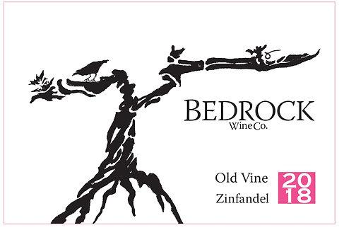 Bedrock Old Vine Zinfandel, California 2018