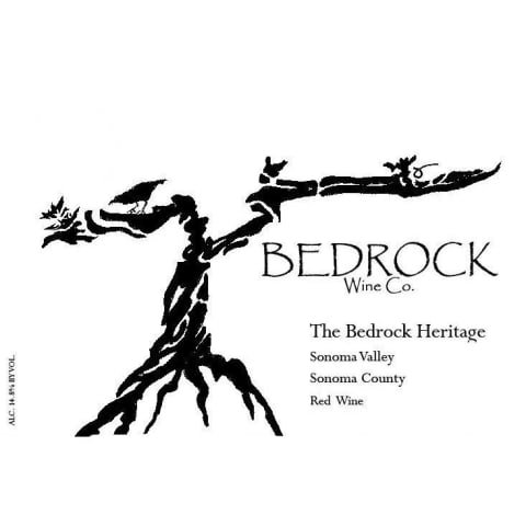 Bedrock Heritage, Sonoma Valley 2017