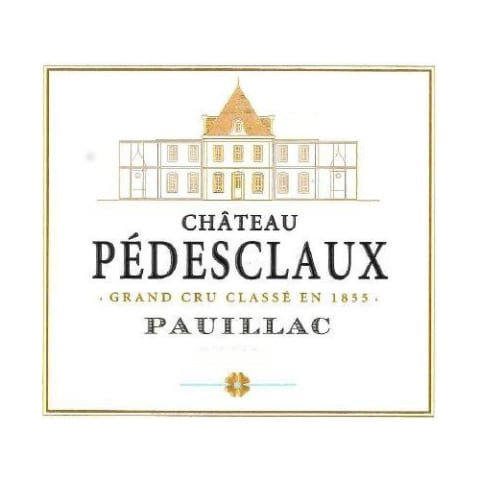 Chateau Pedesclaux Pauillac 2014