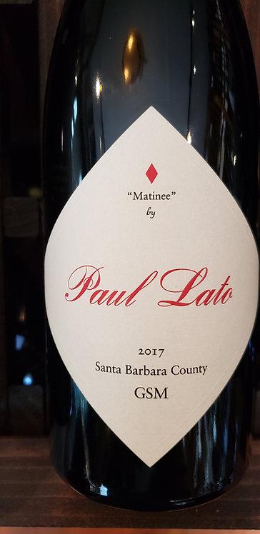 "Paul Lato ""Matinee"" GSM, Santa Barbara County 2017"