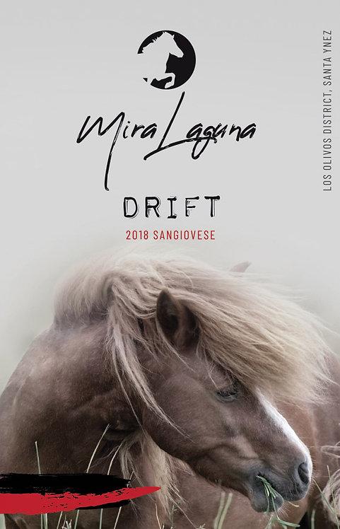 "Mira Laguna ""Drift"" Sangiovese, Los Olivos District 2018"