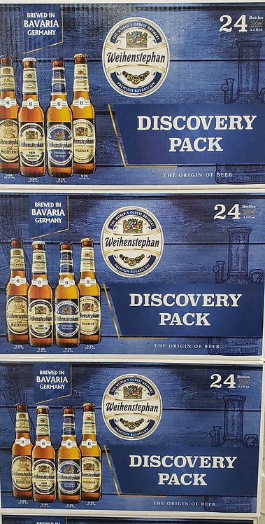 Weihenstephaner Discovery Pack