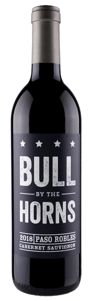 Bull By The Horns Cabernet Sauvignon, Paso Robles 2018