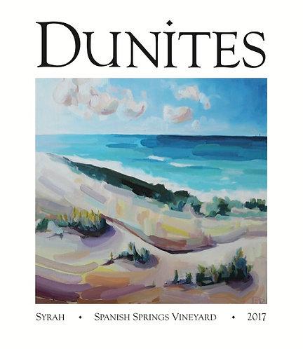 Dunites Syrah, Spanish Springs Vineyard San Luis Obispo County 2017