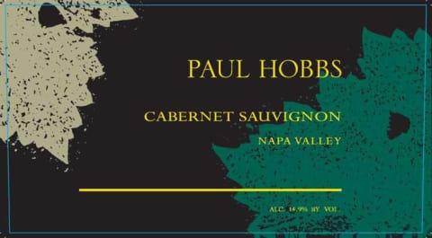 Paul Hobbs Cabernet Sauvignon, NapaValley 2015
