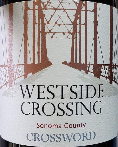 Westside Crossing Crossword Red Blend NV
