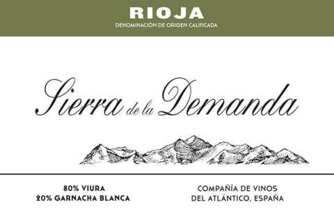 Sierra de la Demanda Blanco Rioja 2015