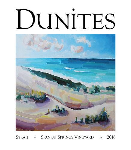 Dunites Syrah, Spanish Springs Vineyard San Luis Obispo County 2018