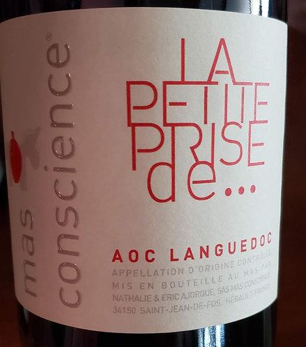 Mas Conscience La Petite Prise de... Languedoc 2017