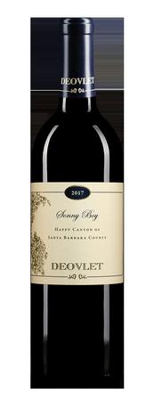 "Deovlet ""Sonny Boy"" Red Blend, Happy Canyon of Santa Barbara County 2017"