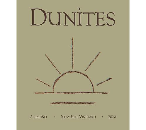 Dunites Albariño, Islay Hill Vineyard Edna Valley 2020