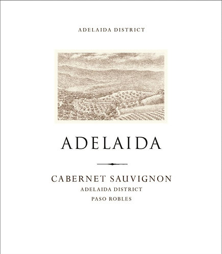 Adelaida Cabernet Sauvignon, Adelaida District Paso Robles 2017