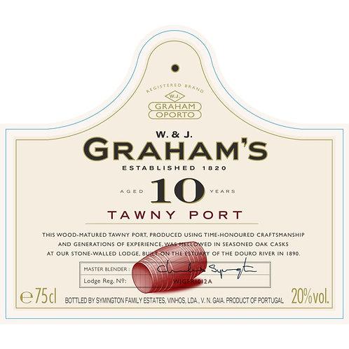 Graham's 10 Year Tawny Porto