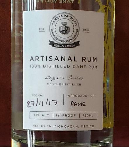 Gustoso Artisanal Rum Blanco