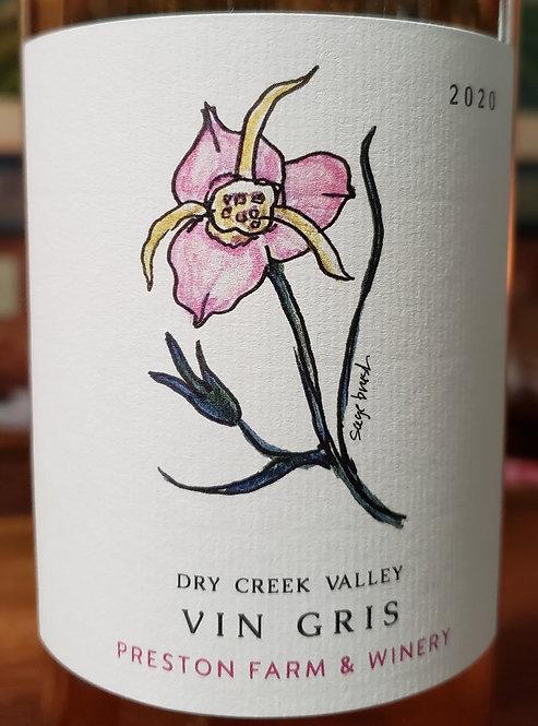 Preston Farm & Winery Vin Gris, Dry Creek Valley 2020