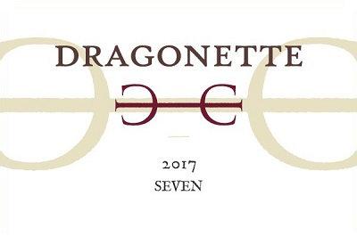 Dragonette Seven Syrah, Santa Ynez Valley 2017