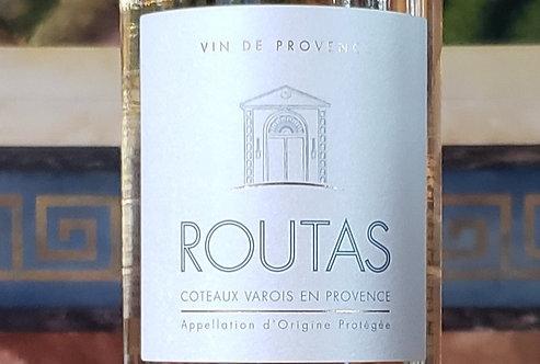 Routas Rosé, Coteaux Varois en Provence 2020